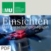 Einsichten - das Forschungsmagazin 01/2017
