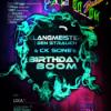 klangmeister | Ben Strauch - BadaaBOOM | drei20  @ Loca71 06.03.2020  (Zugabe)