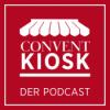 Convent Kiosk mit Raphael Gielgen, Trendscout Future of Work bei Vitra