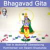 Bhagavad Gita Kapitel 18 Vers 78 - Reichtum, Sieg, Glück und feste Grundsätze kommen aus Krishna und Arjuna