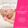 Schlaftraining für Babys   BVAA #037