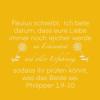 Philipper 1, 9 - 10