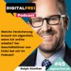 DFP #45 - Ralph Günther - Welche Versicherung brauche ich eigentlich, wenn ich online arbeite? Der Geschäftsführer von EXALI klärt dich auf!