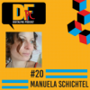 DFP #20 mit Manuela Schichtel. Vollzeitjob, studieren und als Virtuelle Assistentin arbeiten geht nicht? Geht doch! Manuela erzählt dir wie!