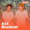 #24 | Mit Bruckner über Selbstzweifel, Geld und Vorbilder