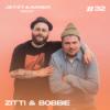 #32   im Aufzug mit Zitti & Bobbie