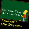Episode 6 und Die gelben Leude aus Springfield