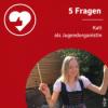 5 Fragen an Kati als Jugendorganistin