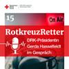15. RotkreuzRetter - DRK-Präsidentin Gerda Hasselfeldt im Adventsgespräch