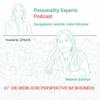 Personality Experts Podcast #7 Melanie Schütze - Mehr Weiblichkeit in der Wirtschaft
