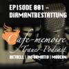 Diamantbestattung – Erinnerungen für die Ewigkeit