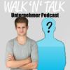 Ich habe mir mein Firmenlogo tätowiert. - Christian Harmat bei WALK'N'TALK | Ep. 06