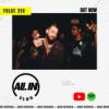PANA über seine Residency 808 Club Berlin, Kontakt zu Luciano, Tour DJ von Kalim