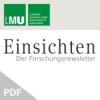 Forschungsnewsletter Nr. 1 / 2012