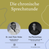 #90 Fisteln Behandeln - Chronische Sprechstunde Mit Dr. Peter Ambe