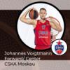 REAL TALK! 9   CSKA Moskau - Der stetige Aufstieg   Gast: Johannes Voigtmann   Forward/ Center