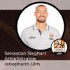 REAL TALK! 7   ratiopharm Ulm - Der Athletiktrainer   Gast: Sebastian Sieghart   Athletiktrainer