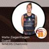 REAL TALK! 3   NINERS Chemnitz - Eine verlorene Saison?   Gast: Malte Ziegenhagen   Guard