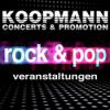 Koopmann Concerts Rock-Pop Okt.-Dez. 08