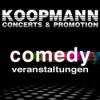 Koopmann Concerts Comedy Okt.-Dez. 08
