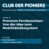 47. Premium Fernbusreisen: Von der Idee zum Mobilitätsökosystem - mit Mujib Bazwhal, Roadjet