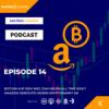MTC Podcast #14 Amazon Gerüchte treiben Bitcoin Preis auf fast 40.000 USD