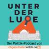 """#4 - """"Lobbyismus vs. Korruption"""" mit Britta Haßelmann (Die Grünen)"""