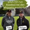 pitch-hit-run Baseball bei den Whippets macht fun!