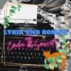 Lyrik - Gedichte/poems - Teil 1
