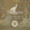 Sadhana - Schallplatte mit Sprung