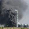 Köln. Thema: Nach der Explosion im Chempark Leverkusen