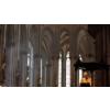 Dompropst Guido Assmann im Pontifikalamt am achtundzwanzigsten Sonntag im Jahreskreis
