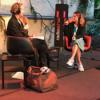 Johanna Adorján im radioeins Sommergarten