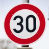 Immer langsam! Was halten Sie von Tempo 30 in Städten?