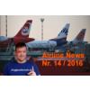 Airline News #014 (deutsch)