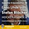 Stefan Blöcher - Hockeyikone und Geschäftsführer der BRITA-Arena - Gesichter und Geschichten #8 Download