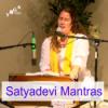 Shivaya Parameshwaraya mit Satyadevi und Saradevi