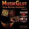 Musikglut 38 – News und Reviews