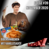 Folge #39 | November 2020 | Biberstäbchen mit Vanillesauce