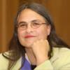Christa Nickels, die konservative Grüne