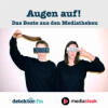 """Mediasteak   """"Jennifer"""" und """"Prepper"""" - Zukunftspläne verschiedener Art Download"""