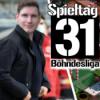 31. & 30. Spieltag: Nagelsmann zu Bayern? Kohfeldt raus?   Saison 2020/2021