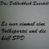 Es war einmal eine Volkspartei und die hieß SPD