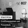 #07 Nitribitt - Be Quick Or Be Dead