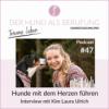 Hunde mit dem Herzen führen – Interview mit Kim Laura Ulrich