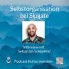 Selbstorganisation bei Sipgate - Interview mit Sebastian Schönfeld
