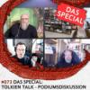 TolkCast 073 - Das Spezial: Tolkien Talk - Podiumsdiskussion