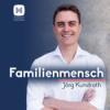 #064 mit Johannes Ellenberg | Wenn sich nach der Geburt die eigene Persönlichkeit weiterentwickelt
