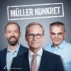 """Michael Müller zum Berliner Mietendeckel, zum Luftreinhalteplan der Verkehrsverwaltung, zum Stand der Verhandlungen mit der """"Deutschen Wohnen"""" und der Möglichkeit Flugtaxis in Berlin zu etablieren"""