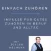 Einfach Zuhören - Folge 29 - Interview mit Oliver Walter von Lebendige Rhetorik
